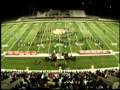 Ashley Ridge High School Marching band 2014 (State