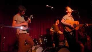 The Lumineers- Classy Girls- Hotel Cafe 3/23/12