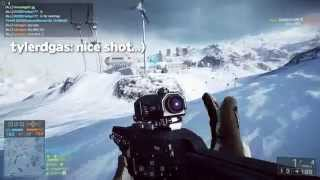 "Battlefield 4 Stream Highlight - ""yea hes hacking"""