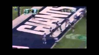 Philadelphia Eagles vs New York Giants 2010 Highlights Week 15 HD