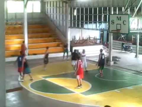 SMC Southern Mindanao Colleges Basketball team Pagadian City