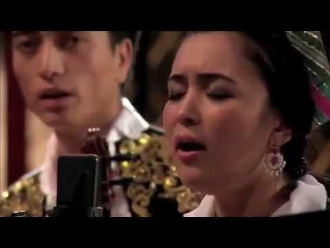 Persian Song By Uzbek Singer