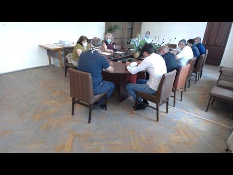 Տաշիր համայնքի ավագանու հերթական նիստ 15.07.2020