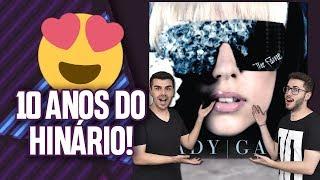 THE FAME: 10 ANOS DO 1º ALBUM DA LADY GAGA! | Virou Festa
