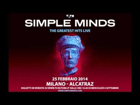 Simple Minds - Waterfront Live In Milan (25-02-2014)