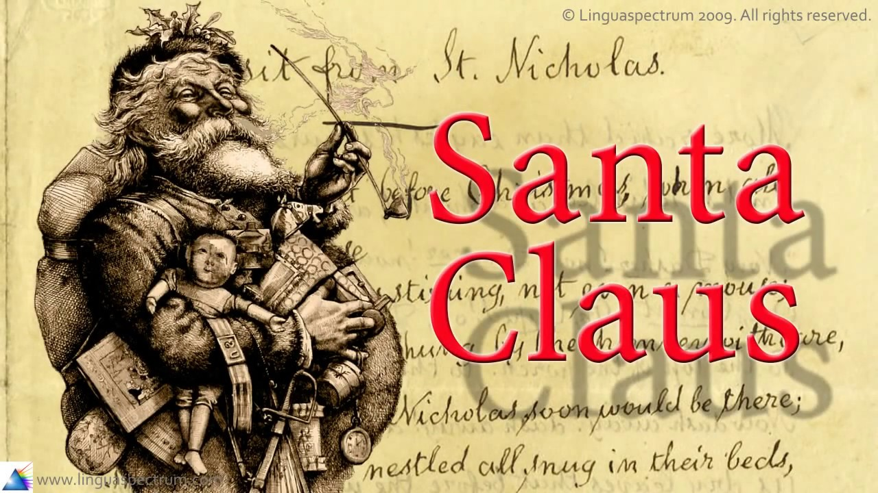 English vocabulary and pronunciation of christmas symbols youtube english vocabulary and pronunciation of christmas symbols biocorpaavc