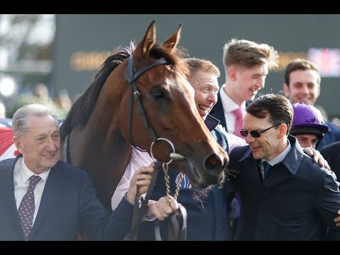 Aidan O'Brien - Record breaker!