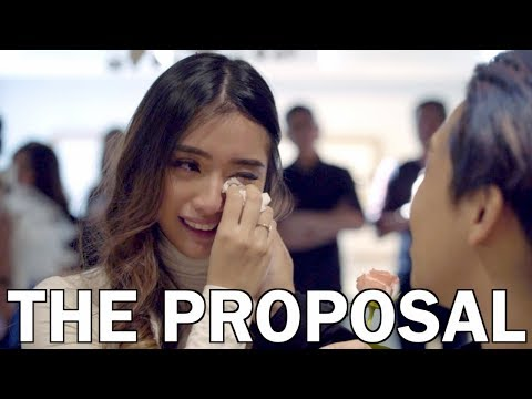 The Big Surprise Proposal - JianHao Tan & Debbie