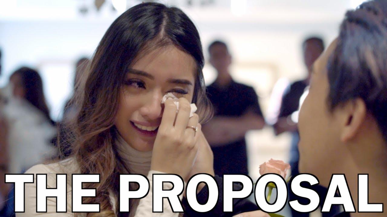 The Big Surprise Proposal - JianHao Tan & Debbie
