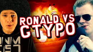 JUSTRONALD VS GTYPO! - Worms Ultimate Mayhem