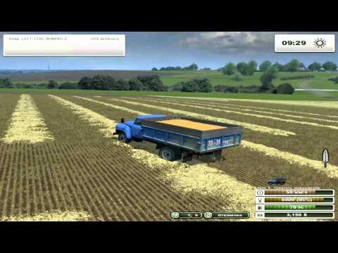 Farming Simulator 2013 #Колхоз рассвет# часть 2