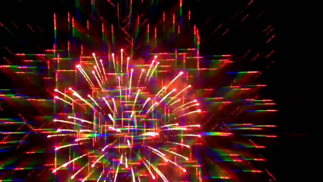 3d Fireworks Live Wallpaper Quot 3d Quot Fireworks Glasses Youtube