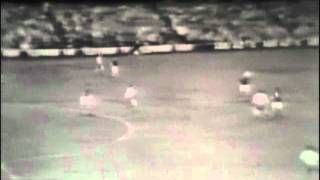 1958 FIFA World Cup Sweden - Hungary 1st half
