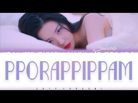 SUNMI (선미) - 'pporappippam' (보라빛 밤) Lyrics [Color Coded_Han_Rom_Eng]
