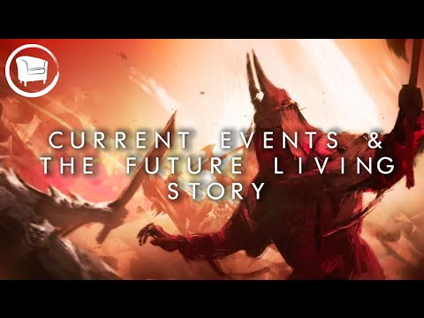 Current Events & the Future Gw2 Living Story