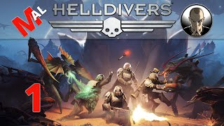 First Impressions | HELLDIVERS | Let