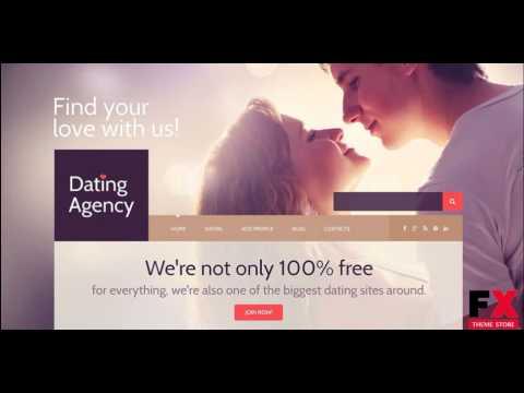 Preview Dating Responsive WordPress Theme TMT
