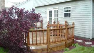 Indiana Deck Cleaning/sealing - Hydroblast Pressure Cleaning Inc.
