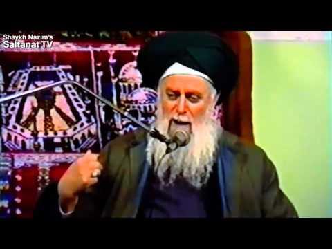 The Signs of Qiyama - Shaykh Nazim Adil Haqqani