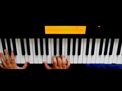 Crazy In Love - Beyonce Piano Cover (Fifty Shades Of Grey - Trailer Version)