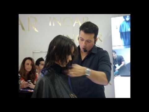 Rodrigo Cintra Cortando Cabelo Hair Brasil 2013