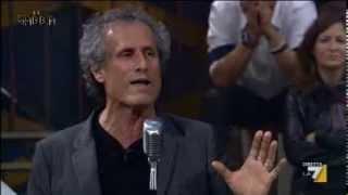 """La gabbia - BARNARD: """"IL DEBITO PUBBLICO NON ESISTE. ESISTE IL CREDITO PUBBLICO"""" (16/10/2013)"""