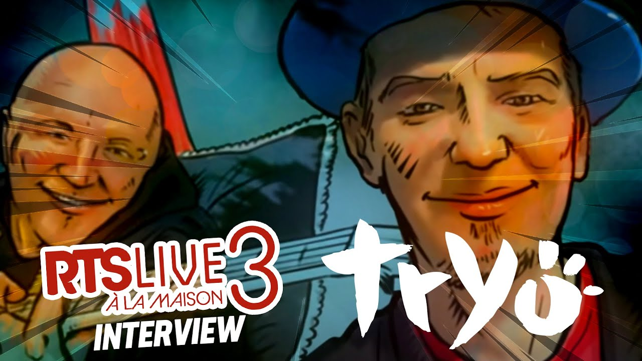TRYO la vie reprend RTS LIVE A LA MAISON 3