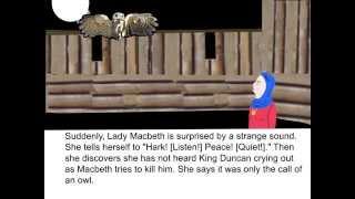 Macbeth - Act 2, Scene 2 Summary