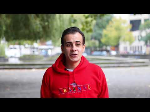 """Interview with Mahmoud Alkoko, participant - Project """"European Qualifications Passport for Refugees"""""""