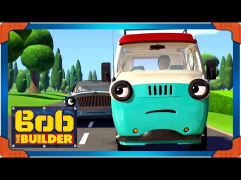 Bob the Builder | On the road! \ Best of the Vehicles ⭐ New Episodes | Compilation ⭐ Kids Movies