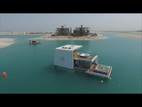 Sous l'océan, le rêve aquatique de Dubaï