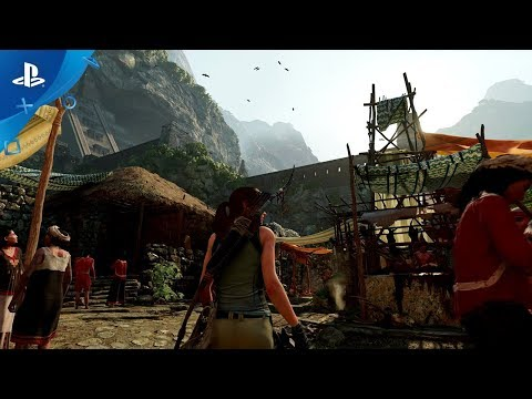 Shadow of the Tomb Raider - Welcome to Paititi: Walkthrough Video | PS4