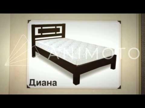 Кровать своими руками. - YouTube