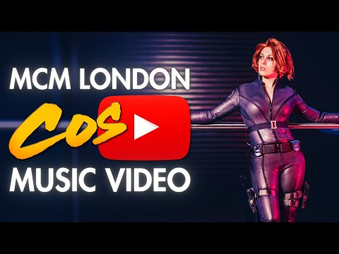 MCM London Comic Con - Cosplay Music Video 2015