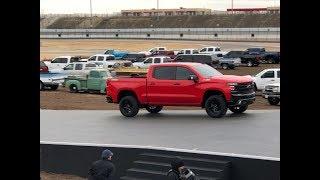 2018 Chevrolet Silverado 1500  Fuel Economy Review