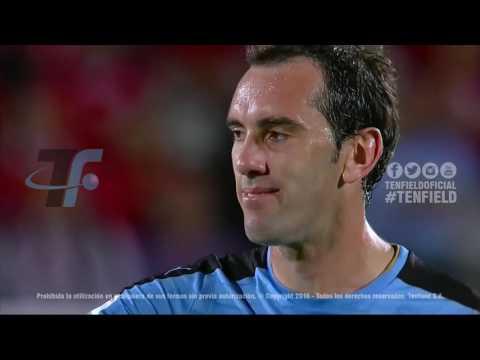 Fecha 12 - Chile 3:1 Uruguay