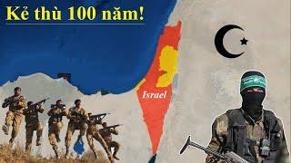 Tại sao Palestine vẫn hận thù Israel sau 100 năm?