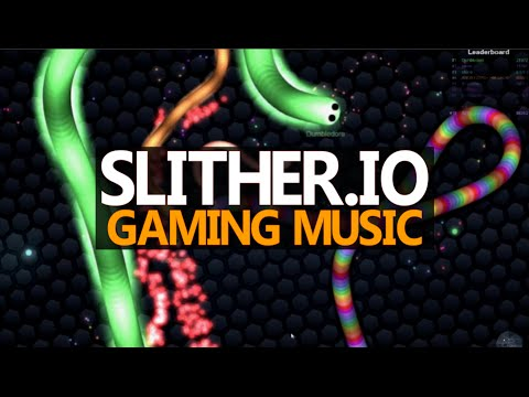 Slither.io Gaming Music #1 | Happy Music Mix | 2016