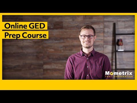 Online GED Prep Course