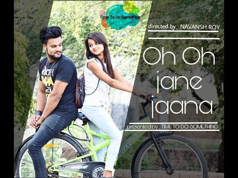 Oh Oh Jane Jaana |90s evergreen hits | salman khan | carzy love story | new version | short film