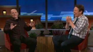 Билл Бёрр оценивает гей-браки (The Pete Holmes Show, 2013) - озвучка