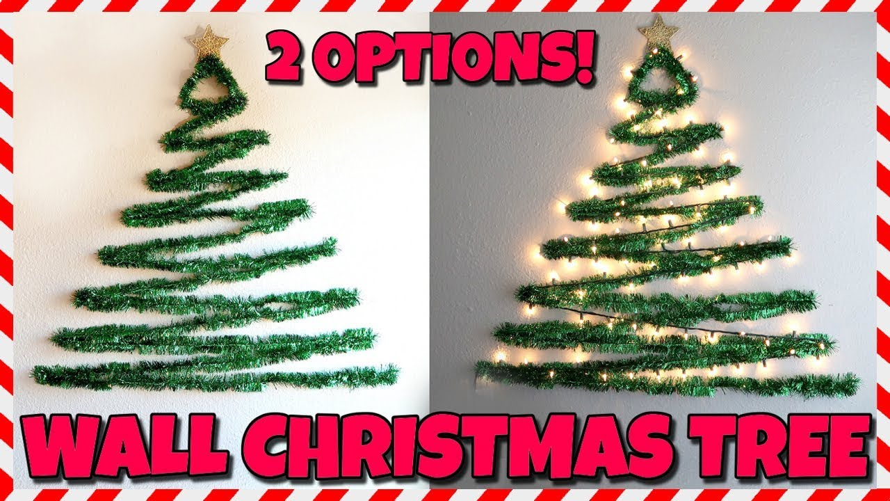 Diy Wall Christmas Tree How To With Kristin Youtube,How To Make Envelope With Paper Step By Step