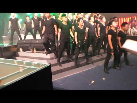 Thu Minh - Nhớ Anh remix Live concert Dấu Ấn 2013