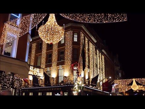 Dublin at Christmas