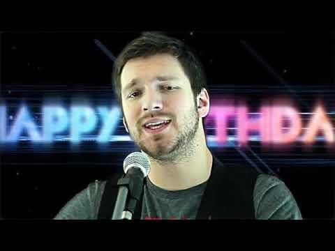 С днём рождения Вадим (Видео поздравления)