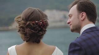 Свадьба Георгия и Анастасии в Черногории