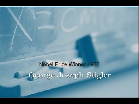 Review of Nobel Prize Winner 1982 - George Stigler