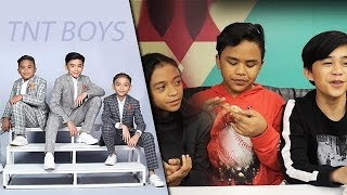TNT Boys try the Mukbang Challenge with a twist!
