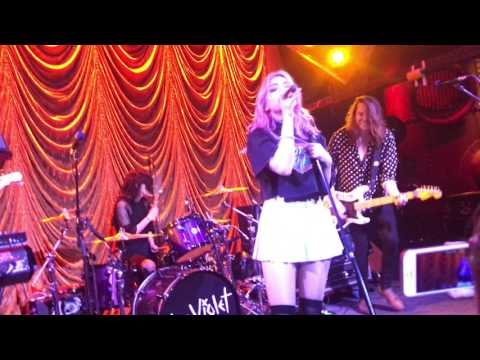HEY VIOLET // UNHOLY (LIVE IN PHILLY 3/23/17)