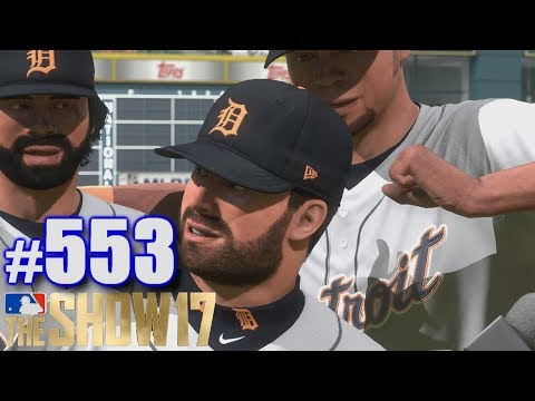 PLAYING THE ASTROS IN THE 2028 ALDS!   MLB The Show 17   Road to the Show #553